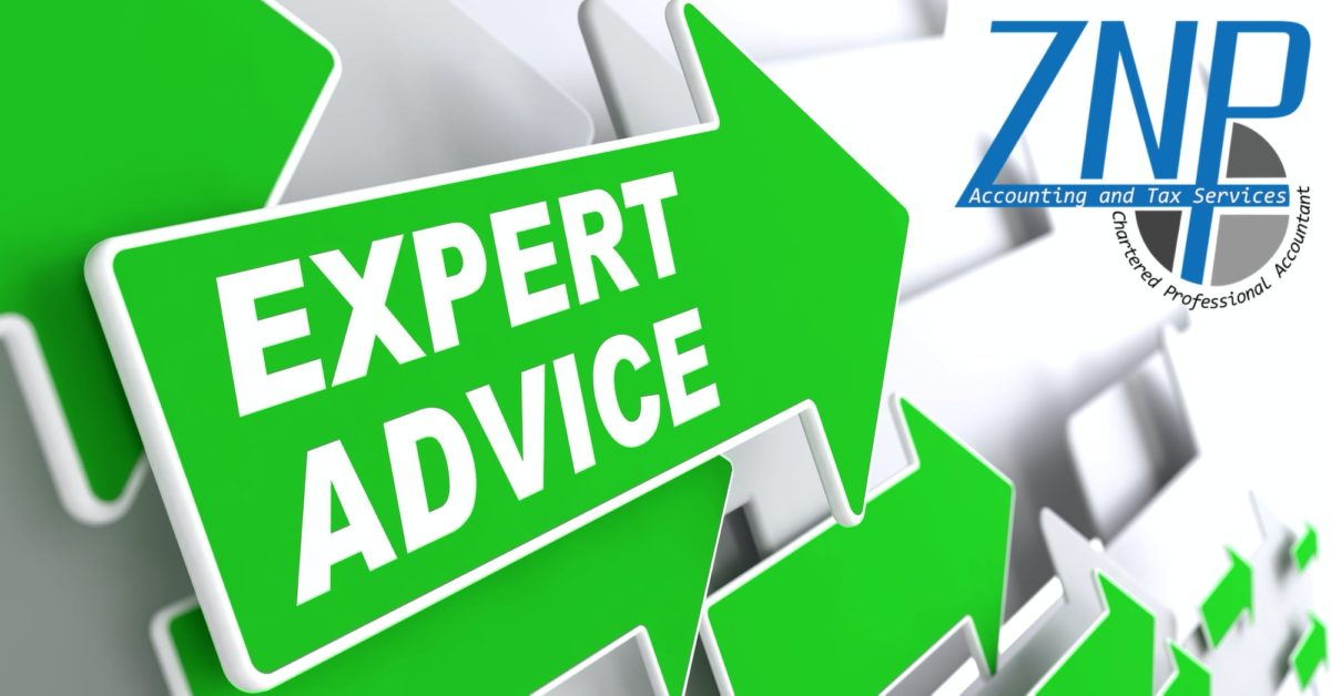 Expert Tax Advice